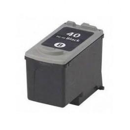 Tintero Canon 40 Negro Compatible