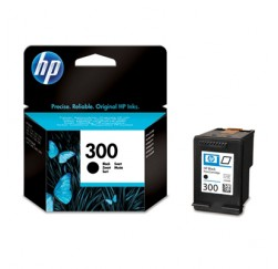 CARTUCHO HP 300 NEGRO (ORIGINAL)