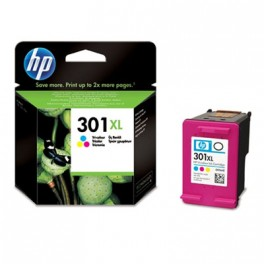 CARTUCHO HP 301XL COLOR  (ORIGINAL)