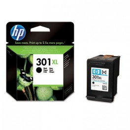 CARTUCHO HP 301XL NEGRO  (ORIGINAL)