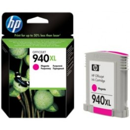 CARTUCHO HP 940XL MAGENTA  (ORIGINAL)