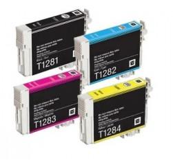 TINTERO EPSON    T1281 NEGRO (C13T12814010) 10 ml COMPATIBLE